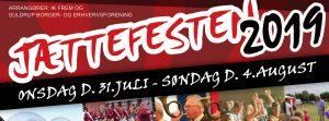 Jættefest @ Ved Stensbohallen