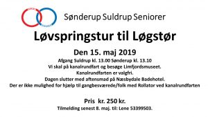 Løvspringstur